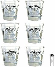 Jack Daniel's h2i 6 Stück < Original
