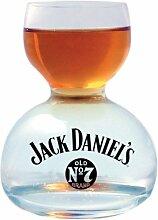 Jack Daniel's Whiskey On Water Glas