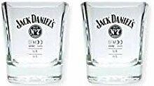 JACK DANIELS > 2 Stück < Original Whisky