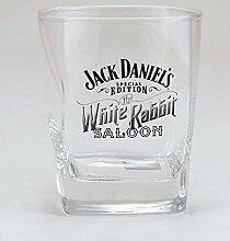 Jack Daniels Doppel-Rock-Glas White Rabbi