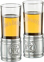 Jack Daniels Metall Barrel Shooter Set (2)