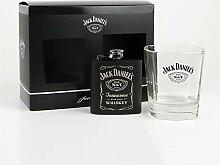 JACK DANIELS Old No. 7, Glas, Trinkbecher &