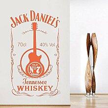 Jack Jennessee Daniels altes NO.7 Markenlogo