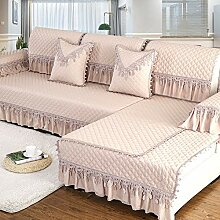 Jacquard Sofabezug Mat,Anti-rutsch