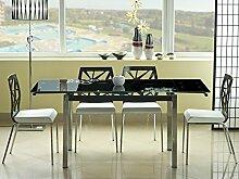 Jadella Glastisch 'Miami' Küchentisch