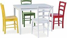 Jadella Tisch 'Timo' Holztisch 110x75cm