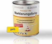 Jaeger 752 Markierungsfarbe gelb 0,75l