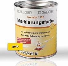 Jaeger 752 Markierungsfarbe gelb 2,5l