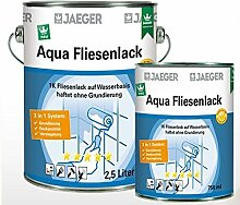 Jaeger Aqua Fliesenlack für Wandfliesen,