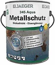 Jaeger Aqua Metallschutzlack 345 mit Eisenglimmer,