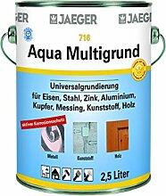 Jaeger Aqua Multigrund Universalgrundierung weiss