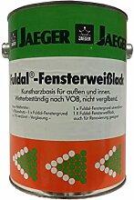 Jaeger Fuldal Fensterweißlack für außen und