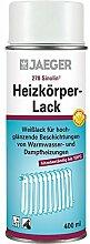 Jaeger Heizkörperlack Spray 400 ml, weiss
