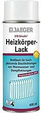 Jaeger Heizkörperlack Spray 400 ml, weiß