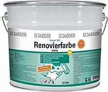 Jaeger Kronen Renovierfarbe weiß 2,5l Ioslierfarbe