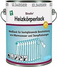 Jaeger Sinolin Heizkörperlack weiss (750 ml,