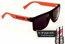 Jägermeister Glas/Gläser Brille Nerdbrille