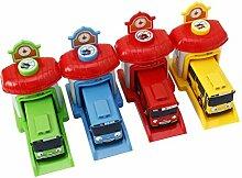 JAGENIE 4Shooting Garage Auto Spielzeug
