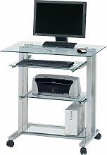 Jahnke Glastisch PC-R 12 Tischplatte: