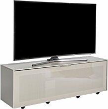 Jahnke TV Möbel Holzdekor Braun 40 x 140 x 45 cm