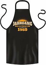 JAHRGANG 1955 - Coole Grill- oder Kochschürze als