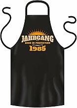 JAHRGANG 1985 - Coole Grill- oder Kochschürze als