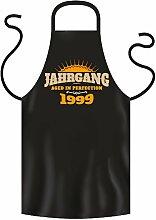 JAHRGANG 1999 - Coole Grill- oder Kochschürze als