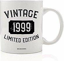 Jahrgang geboren 1999 Geburtstag Kaffee-Haferl