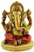 Jaipur Handgefertigte Figur Lord Ganesha Kunstharz