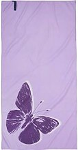 JAKO-O Microfaser-Handtuch, lila