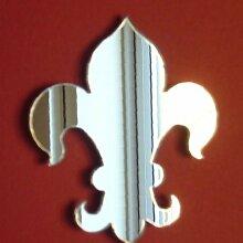 Jakobslilie Spiegel 60cm x 45cm