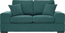 Jalouse Maison   Dasha 2-Sitzer Sofa blau