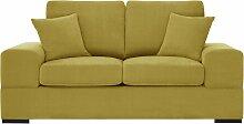Jalouse Maison   Dasha 2-Sitzer Sofa gelb