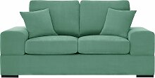 Jalouse Maison   Dasha 2-Sitzer Sofa grün