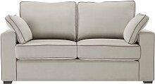 Jalouse Maison   Serena 2-Sitzer-Sofa beige