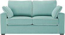 Jalouse Maison   Serena 2-Sitzer-Sofa grün