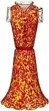James Art Glasvase Murano Stil Deko Vase Glas Bunt