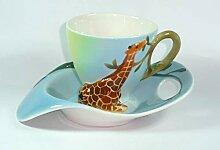 Jameson & Tailor Design-Kaffee Tasse Giraffe von