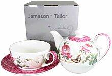 Jameson & Tailor Tea for One 4teiliges Set
