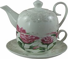 Jameson & Tailor Tea for one Edle Rose Brilliant