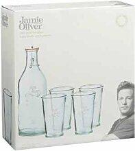 Jamie Oliver - Glas-Set bestehend aus 4x25cl