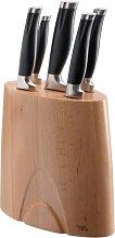 JAMIE OLIVER Messerblock JB7800, 6 tlg.,