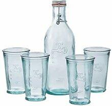 Jamie Oliver Wasserglasset: 4 Gläser und eine