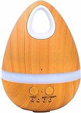 Jaminy 200ML Luft Aroma Luftbefeuchter Ultraschall Luft Aromatherapie ätherisches Öl Diffusor Babies Yoga Kindergarten Schlafzimmer [Energieklasse A+++]