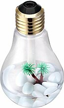 Jaminy Lampe Luftbefeuchter Home Aroma LED