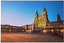 Jandei Kathedrale von Santiago von Compostela