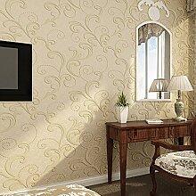 Jane Tapete Schlafzimmer Wohnzimmer Hintergrund Wallpaper Wallpaper.,Cremefarbene