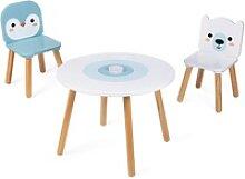 Janod Kindersitzgruppe Arktis