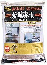 Japan Bonsai-Erde Akadama 1-2 mm Ibaraki hart,