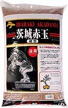 Japan Bonsai-Erde Akadama 1-5 mm Ibaraki hart 2